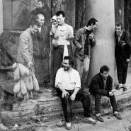 Выставка «Ленинградский Рок-клуб вфотографиях» фотографии