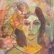Выставка «Цвет грусти» фотографии