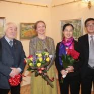 Выставка «Петергоф – Ихэюань: летние императорские резиденции» фотографии