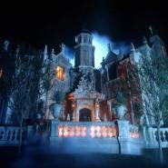 Шоу  «Дом с привидениями» фотографии