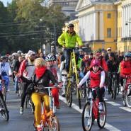 Городской велопарад «В кино на велосипеде» 2016 фотографии