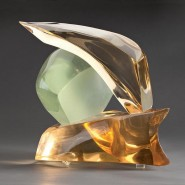 Выставка «Скульптура. Оптическое стекло» фотографии