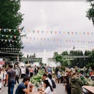 Открытие паркового фуд-паркинга «Пикник на обочине» 2021 фотографии