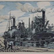 Выставка «Петроград в1921 году» фотографии