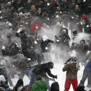 «Снежная Битва 2016» фотографии