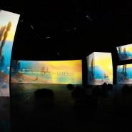 Выставка «Айвазовский. Ожившие полотна» фотографии
