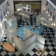 Выставка «Голландский домик. Сны Петра Великого» фотографии