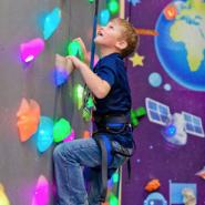 Активный детский отдых в парке «Высотный Город» фотографии