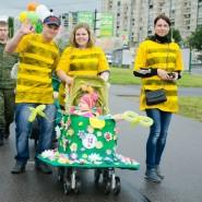 Фестиваль «Парад колясок» 2016 фотографии