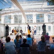 Музыкально-поэтическая программа «Литература. Музыка. Парк» 2018 фотографии