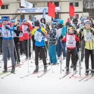Всероссийская массовая лыжная гонка «Лыжня России – 2017» фотографии