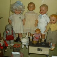 Выставка «Кукла Маша, кукла Даша» фотографии