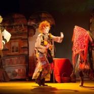 Мюзикл для детей и взрослых «Иван да Марья или Как Баба Яга Кикимору замуж отдавала» фотографии