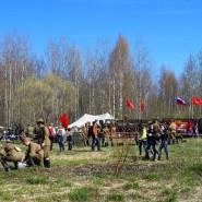 Вoеннo-истoрический фестивaль «Веснa Пoбеды - 2017» фотографии