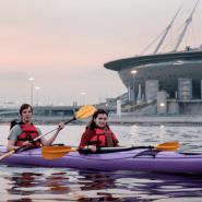 Фестиваль гребли «Морская миля-2018» фотографии