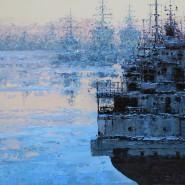 Выставка «Мгновения» в Галерее Дмитрия Кустановича фотографии
