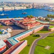 Празднование Дня рождения Санкт-Петербурга  в Петропавловской крепости 2021 фотографии
