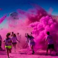 Красочный забег « ColorsGO» 2017 фотографии