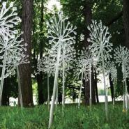 Выставка «Стекло и керамика в пейзаже-2018» фотографии
