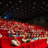 Фестиваль  «Кино Швеции» в Санкт-Петербурге 2017 фотографии