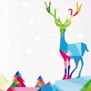 Новогодняя ярмарка в ТРК «Питер Радуга» фотографии