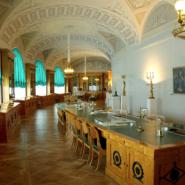 Выставка «Раритеты Большой дворцовой библиотеки. Книги. К 200-летию библиотеки Росси» фотографии