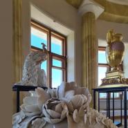 Выставка «Дворец, что розами венчался» фотографии