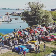 Фестиваль ретротехники «Фортуна»  в Кронштадте 2017 фотографии
