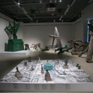 Выставка петербургских скульпторов Дмитрия Каминкера и его сына Даниила фотографии