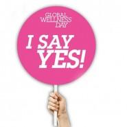 Акция «Global Wellness Day» фотографии