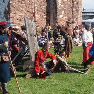 Исторический фестиваль «Маневры в крепости Орешек» 2018 фотографии