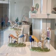 Выставка «Пейзаж вскульптуре. Скульптура впейзаже» фотографии