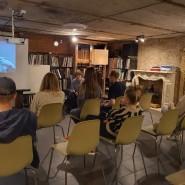 Лекции о кино, русской литературе, архитектуре и истории Петербурга фотографии