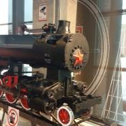 Открытие музея железных дорог в Санкт-Петербурге фотографии
