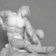 Выставка ««(Не)подвижность. Русская классическая скульптура» фотографии