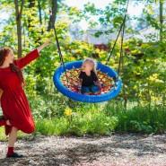 Выходные с детьми в парке «Озорные Белки» фотографии