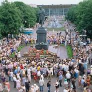 Пушкинский день в Санкт-Петербурге 2017 фотографии