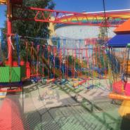 Детский веревочный парк FunГрад фотографии