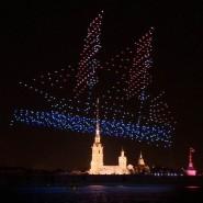 Международный фестиваль дронов в Санкт-Петербурге 2021 фотографии