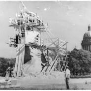 Выставка «Ленинградские монументы помнят» фотографии