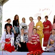 Фестиваль «Сакура мацури» 2021 фотографии
