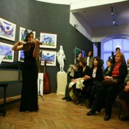 «Ночь музеев» в Санкт-Петербурге 2017 фотографии