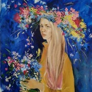 Выставка  «Нежный цвет» фотографии