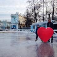 «Царскосельский каток» на Треугольной площади 2016 фотографии