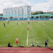 Выставка  «Любительский футбол в России» фотографии