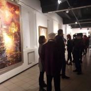 Выставка живописи Романа Ляпина фотографии