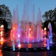 График работы светомузыкальных фонтанов в Санкт-Петербурге 2020 фотографии