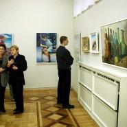 Выставка «Императорские Резиденции в искусстве пастели» фотографии