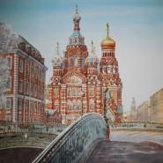 Выставка «Петербург и его окрестности» фотографии