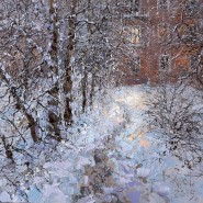 Рождественская выставка в Галерее Кустановича 2020/21 фотографии